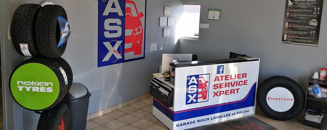 Garage Lavallee ASX